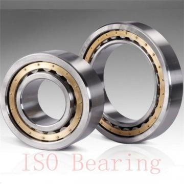 ISO NU208 cylindrical roller bearings