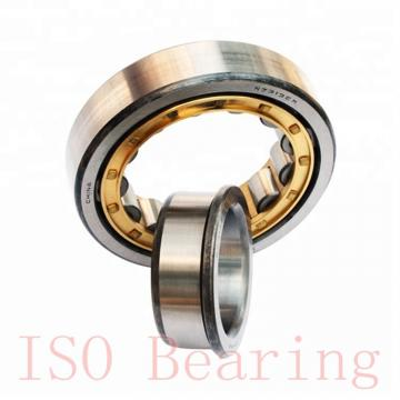 ISO F601X deep groove ball bearings