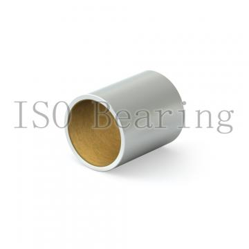 ISO 7307 C angular contact ball bearings