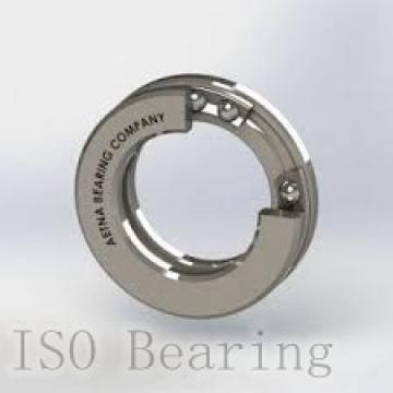 ISO 7321 C angular contact ball bearings