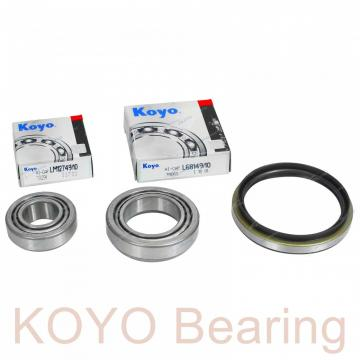 KOYO 6304BI angular contact ball bearings