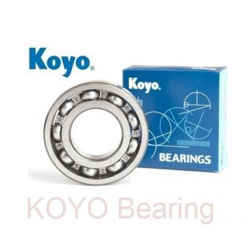 KOYO RNA4908.2RS needle roller bearings