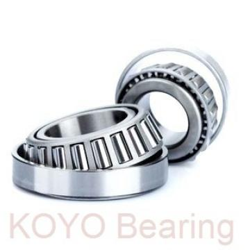 KOYO EE640191/640260 tapered roller bearings