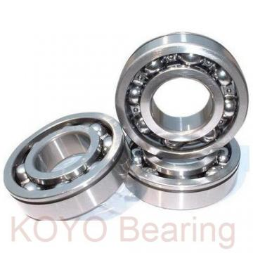 KOYO LM742749/LM742714 tapered roller bearings
