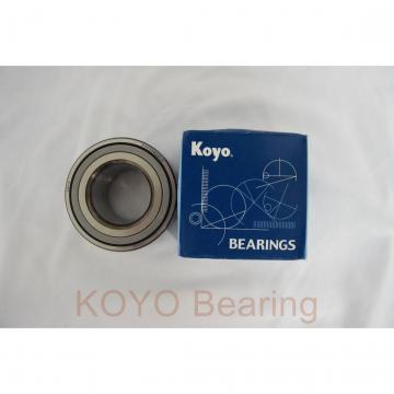 KOYO TRA161404 tapered roller bearings