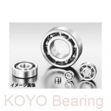 KOYO DC4836VW cylindrical roller bearings