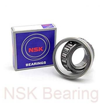 NSK N 206 cylindrical roller bearings