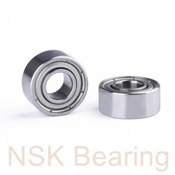 NSK NN 3016 K cylindrical roller bearings