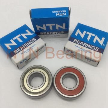 NTN R0694V cylindrical roller bearings